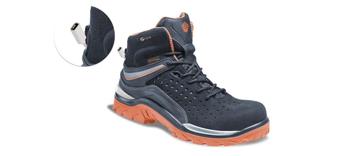 Smart Safety Shoe copia